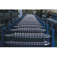 Buy cheap Hydraulic Cutting Trapezoidal Metal Deck Roll Forming Machine LB38-200-1000 product