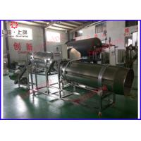 China Customized Snack Food Production Line Rice Chips / Farsan / Corn Chips Making Machine on sale