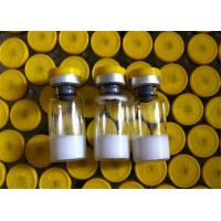 Buy cheap High Purity Growth Hormone Peptides / PT-141 Bremelanotide For Dysfunction , Cas 32780-32-8 product
