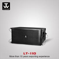Buy cheap Line Array Speaker@10inch 2-way Line Array Live Speaker Sound System For Stage from wholesalers