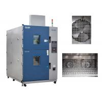 Buy cheap Programmable Thermal Shock Testing Chamber SUS304 With Low Error product