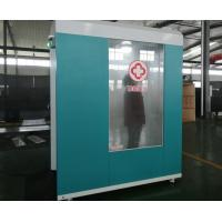 Buy cheap Mobile disinfection Tunnel with disinfectant spray/ Intelligent face recognition with Personnel Thermometry product