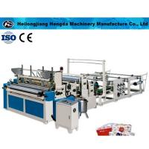 China Automatic Toilet Paper Making Machine on sale