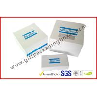 Buy cheap Coated Paper Board Gift Box For Packing, Fashion Printed Rigid Gift Boxes With Sponge Tray product