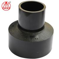China HDPE Butt Fusion Reducer / Reducing Coupling on sale