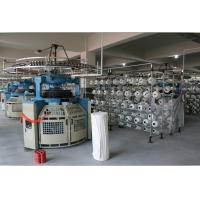 Buy cheap Double Jersey Circular Weft Knitting Machine For Pure Cotton / Chemical Fiber product