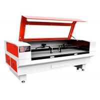 China Small Laser Cutting Machine Light Convenient Double Heads Honeycomb Platform on sale