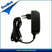 Buy cheap wall mount type cenwell eu plug ac dc adapter 12v 1.5a product