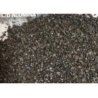 Buy cheap Heat Resistant Brown Fused Aluminium Oxide Carbon Material Tilting Furnace product