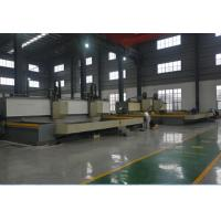 High speed CNC tube sheet drilling machine THD60/2, max.size 6000x6000mm