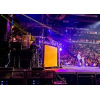 Buy cheap Seamless Stage Background Led Screen Video Led Display For Concert product