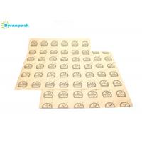 """Buy cheap Sandwich Greaseproof Paper Food Wrap Basket Liner 12"""" X 12"""" Logo Printing from wholesalers"""