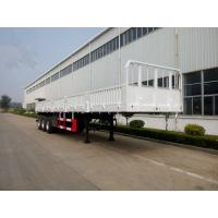 Buy cheap Container Carrier Semi Trailer,Lowbed Semi Trailer,Cargo Semi Trailer,Fence Semi trailer product