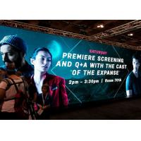 Buy cheap High Resolution Flexible LED Screen P3 TV Shows / Indoor LED Curtain Display from wholesalers