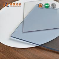 Buy cheap Anti Static 4x8 Clear Acrylic Sheet 21mm Thick , 4x8 Plexiglass Sheet Optical Base Material product
