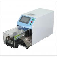 Buy cheap 45MM Wire Cutting And Stripping Machine Rotary Knife Coaxial Cable Stripping Machine product