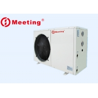 Buy cheap EVI Air To Water Heat Pump Outdoor Installation For Low Ambient Temperature -25C product