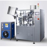 China Toothpaste Manual Plastic Tube Sealing Machine Manual Cosmetic Industry on sale