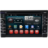 Buy cheap 2Din 6.2 Inch Double Din Dvd Players With Andriod system Bluetooth / AM / FM from wholesalers