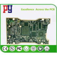 Buy cheap KB TG150 Multilayer FR4 PCB Board , FR4 Printed Circuit Board LF HASL 4 Layer product