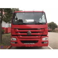 Buy cheap Sinotruk HOWO ZZ5347V4347D5 Foam Fire Truck 9920×2500×3600mm from wholesalers