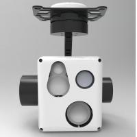 Buy cheap Electro Optical Infrared Eo/IR Thermal Camera System Light Weight Uncooled from wholesalers