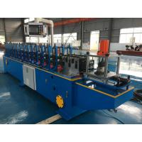 Buy cheap Fully Automatic Metal Rolling Shutters Cold Roll Forming Machine With Working Thickness 0.7~1.2mm product