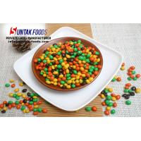Buy cheap Colorful Good Taste Bulk Chocolate Bean For Europe Market 12 Months Shelf Life from wholesalers