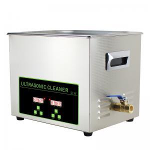 Automatic Digital Ultrasonic Cleaner Lighting Metal Tools Table Top Ultrasonic Cleaner