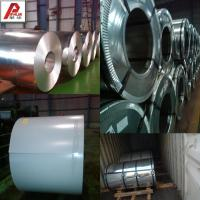 Buy cheap Cold rolled PPGI Prepainted Galvanized Steel Coil /  aluzinc steel coil SGCC , DX51D+Z product