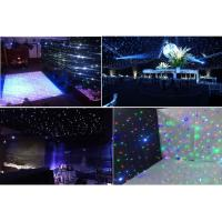 Buy cheap Product LED Star Vision Curtain sparkling light curtain led star vision curtain from wholesalers