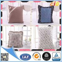 Buy cheap High Percision Decoration Jacquard Fabric Bed Cover , Cushion Covers for Home & from wholesalers