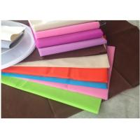Buy cheap Disposable Non Woven Tablecloth With Degradable 100% PP Spunbonded Fabric from wholesalers