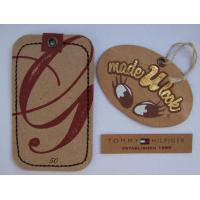 Buy cheap jewellery accessories plastic hang tag product