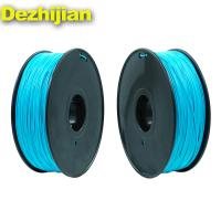 China Plastic 3D filament for all FDM 3D printer, ABS PLA with SGS certificate,directly factory price with OEM service on sale