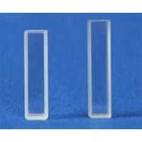 Buy cheap Laboratory applied for testing nucleic acid standard quartz glass cuvette with from wholesalers