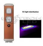 Buy cheap HT-SS-A120 Lampes solaires de jardin 20w, Lampadaire solaire 3000lm, Lampadaire solaire pour jardin, solar garden light product
