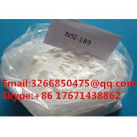 China High Purity Raw Nootropics Antidepressant Nsi-189 CAS 1270138-40-3 on sale