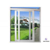 Buy cheap Thermal Break Insulated Aluminium Windows And Doors With Double Glazed Glass product