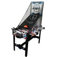 Buy cheap Vendor Multi Game Table Basketball Air Hockey Table Tennis Table Football Table product