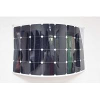China 200w Flexible RV Solar Panels Wide Compatibility Compact Ultra Thin Solar Panel on sale