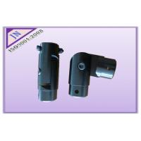 Buy cheap Black Anodizing Hinge Aluminium CNC Machining Parts for Automatic Machinery from wholesalers