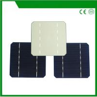 China High Eff. mono solar cell 125*125mm, grade A 5inch mono-crystalline silicon solar cell with 2BB / 3BB on sale