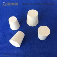 Buy cheap Solid White Laboratory Rubber Plug Stopper Bungs for Flask and Tapered Tube product