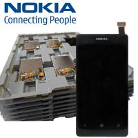 Buy cheap NOKIA LUMIA 800 Lcd with Compatible Digitizer Touch Screen and Frame product