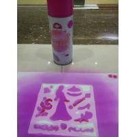 Buy cheap Water Based Temporary Spray PaintDIY Chalk Washable Easily To Remove product