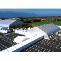 Buy cheap Multifunction 30x50 Frame Tent 1500 People Capacity For Exhibition / Event product