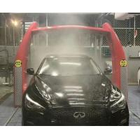 Buy cheap Fully Automated Rollover Touchless Car Washing Machine, Brushless Car Wash Systems product