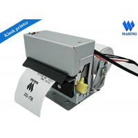 Fast speed compact size 2 inch kiosk thermal printer linux for parking machine