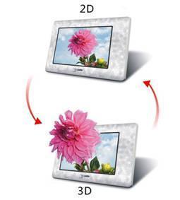 China 3D Digital Photo Frame SDP Series on sale